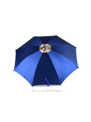 Зонт 1Azaliya. Цвет: синий