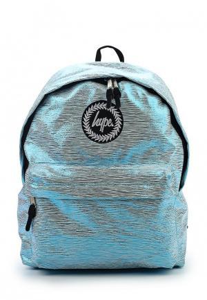 Рюкзак Hype. Цвет: голубой