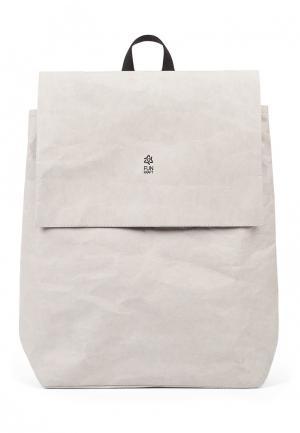 Рюкзак FUN PACK STONE Kraft. Цвет: серый