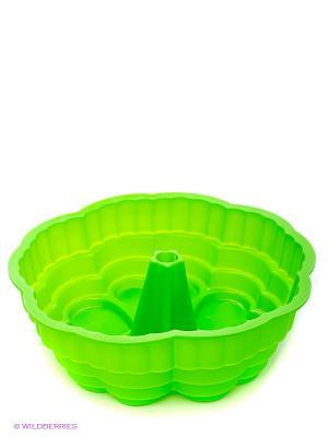 Форма для выпечки Bekker. Цвет: зеленый