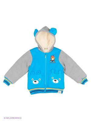 Куртка Kidly. Цвет: голубой