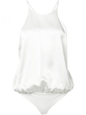 Cornelia bodysuit Alix. Цвет: белый