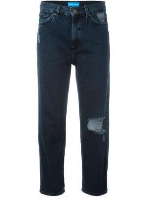 Джинсы Jeanne Mih Jeans. Цвет: синий