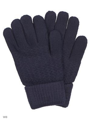 Перчатки UFUS. Цвет: синий