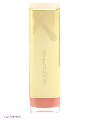 Губная помада,730 тон (flushed fuchsia) MAX FACTOR. Цвет: персиковый