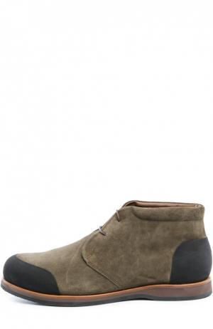 Ботинки Zonkey Boot. Цвет: оливковый