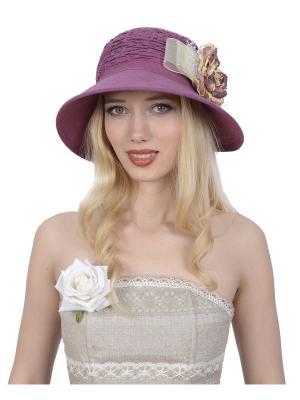 Шляпа Сиринга. Цвет: фиолетовый