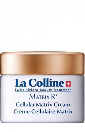 Крем для лица Матрикс с клеточным комплексом Cellular Matrix Cream La Colline. Цвет: бесцветный