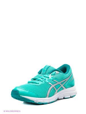 Спортивная обувь GEL-ZARACA 5 GS ASICS. Цвет: белый, серый