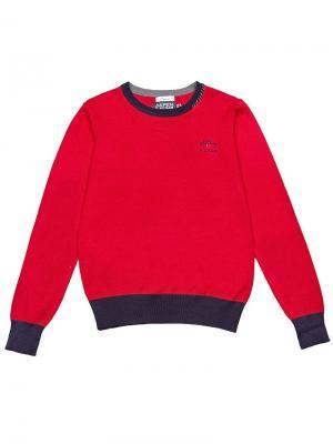 Джемпер Aspen Polo Club. Цвет: красный
