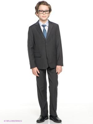 Пиджак S`Cool. Цвет: темно-серый