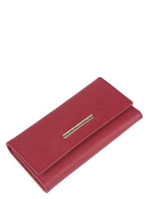 Ключница Eleganzza. Цвет: красный, серо-коричневый