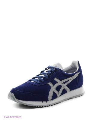 Спортивная обувь DUALIO ONITSUKA TIGER. Цвет: голубой, светло-серый