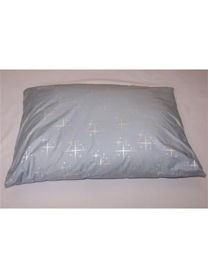 Подушка Sleep&Beyond. Цвет: голубой