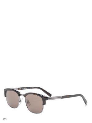 Солнцезащитные очки DQ 0151 52J Dsquared2. Цвет: серебристый, коричневый