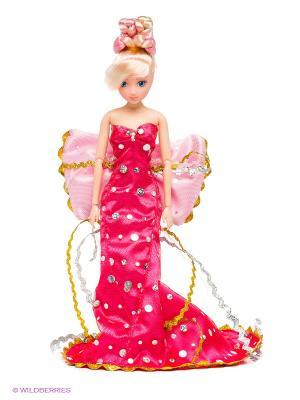 Кукла Ника VELD-CO. Цвет: красный