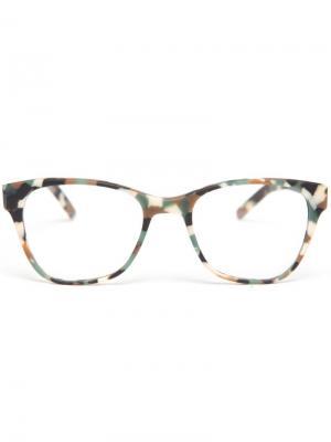 Оптические очки Prism. Цвет: телесный