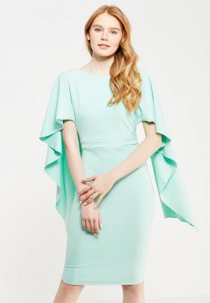 Платье City Goddess. Цвет: мятный