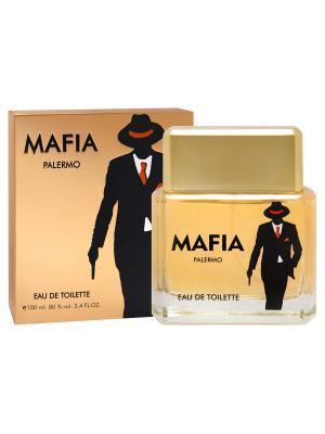 Туалетная вода Mafia Palermo (Мафия Палермо) муж. 100ml APPLE PARFUMS. Цвет: прозрачный
