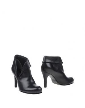 Ботинки RODO. Цвет: черный