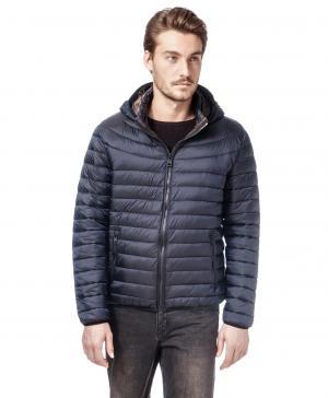 Куртка  JK-0226 DNAVY HENDERSON. Цвет: темно-синий