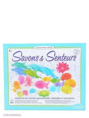 Ароматизированное мыло SENTOSPHERE. Цвет: голубой