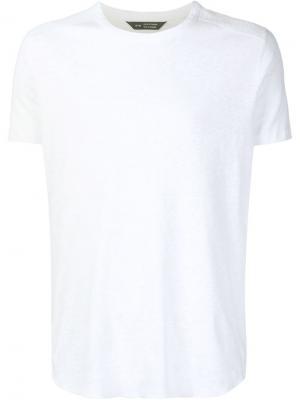 Классическая футболка Wings+Horns. Цвет: белый