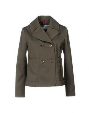 Пиджак GEOSPIRIT. Цвет: зеленый-милитари