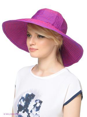 Шляпа Ваша Шляпка. Цвет: розовый, синий