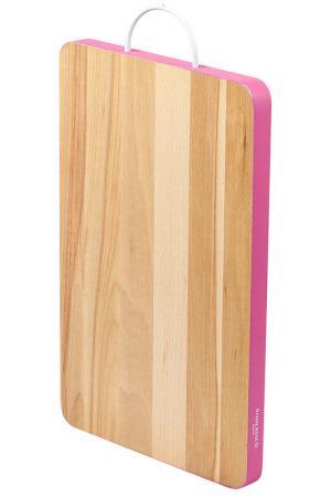 Разделочная доска Bisetti - Stonerose. Цвет: розовый