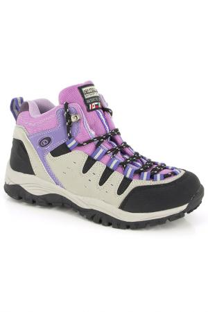 Ботинки Kimberfeel. Цвет: фиолетовый
