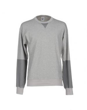 Толстовка U CLOTHING. Цвет: серый