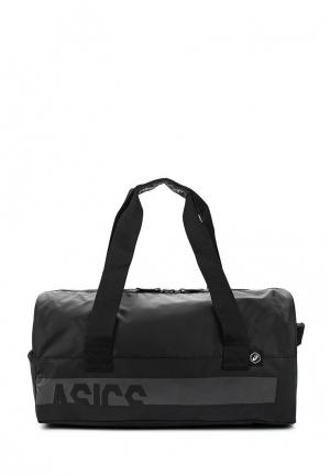 Сумка спортивная ASICS. Цвет: черный