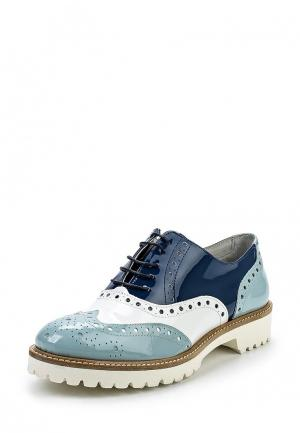 Ботинки Lamania. Цвет: разноцветный