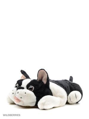 Обувь домашняя Effa. Цвет: черный, белый