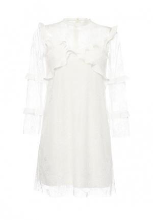 Платье Imperial. Цвет: белый