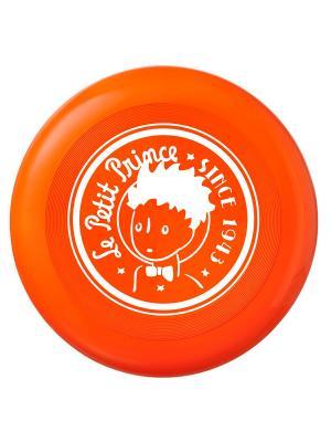 Летающая тарелка Маленький Принц. Цвет: оранжевый