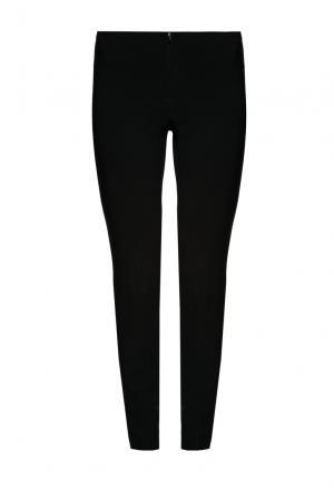Идеально сидящие брюки-скинни PF-190858 Mokko Italy. Цвет: черный