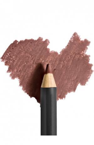 Карандаш для губ Ореховый Nutmeg Lip Pencil jane iredale. Цвет: бесцветный