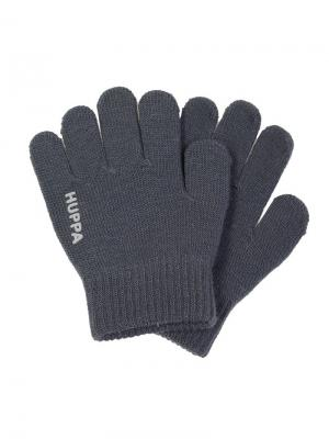 Перчатки LEVI HUPPA. Цвет: антрацитовый