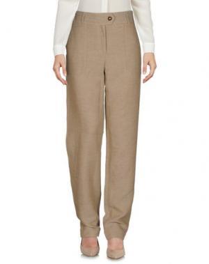 Повседневные брюки SESSUN. Цвет: хаки