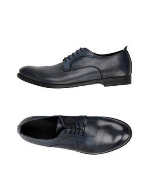 Обувь на шнурках PAWELK'S. Цвет: темно-синий