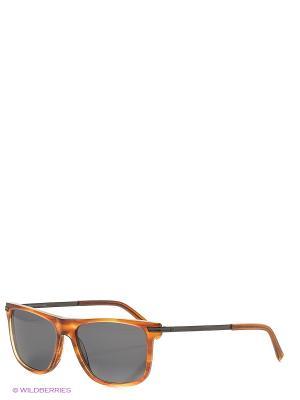 Солнцезащитные очки Rocco by Rodenstock. Цвет: коричневый