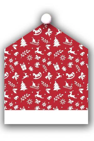Чехол на стул CHRISTMAS - DECORATION. Цвет: мультицвет