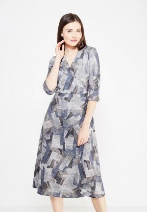 Платье Kristina Kapitanaki. Цвет: серый