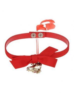 Ожерелье RED(V). Цвет: красный