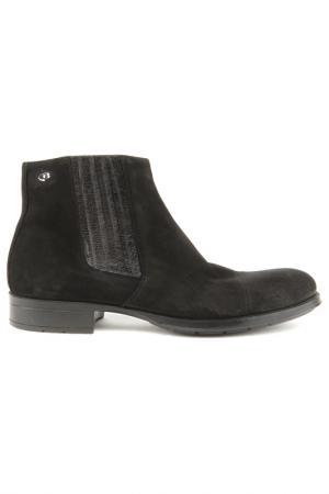 Ботинки Dino Bigioni. Цвет: черный