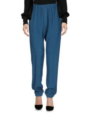 Повседневные брюки CROSSLEY. Цвет: цвет морской волны
