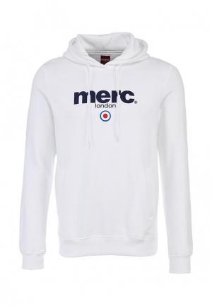 Худи Merc. Цвет: белый