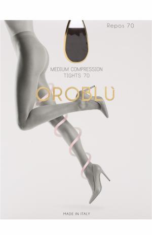 Капроновые колготки Oroblu. Цвет: темно-коричневый